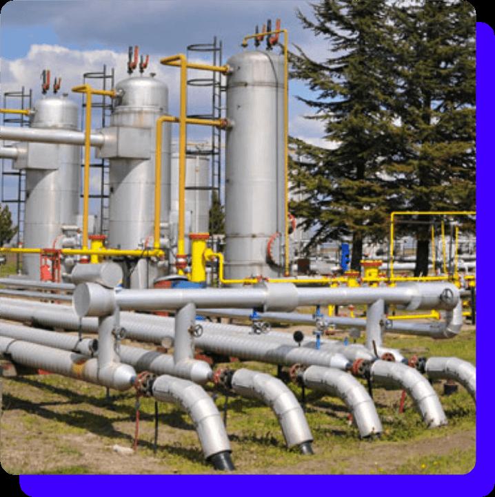 Misura del gas Fimigas